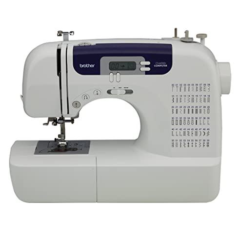 Brother cs6000i 60 stitch computerized free arm sewing machine brother cs6000i 60 stitch computerized free arm sewing machine with multiple stitch functions by fandeluxe Gallery