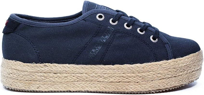 scarpe donna espadrillas 14738788 N65  Napapijri  espadrillas  donna  blu