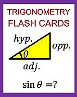 Trigonometry Flash Cards:  Memorize Values Of