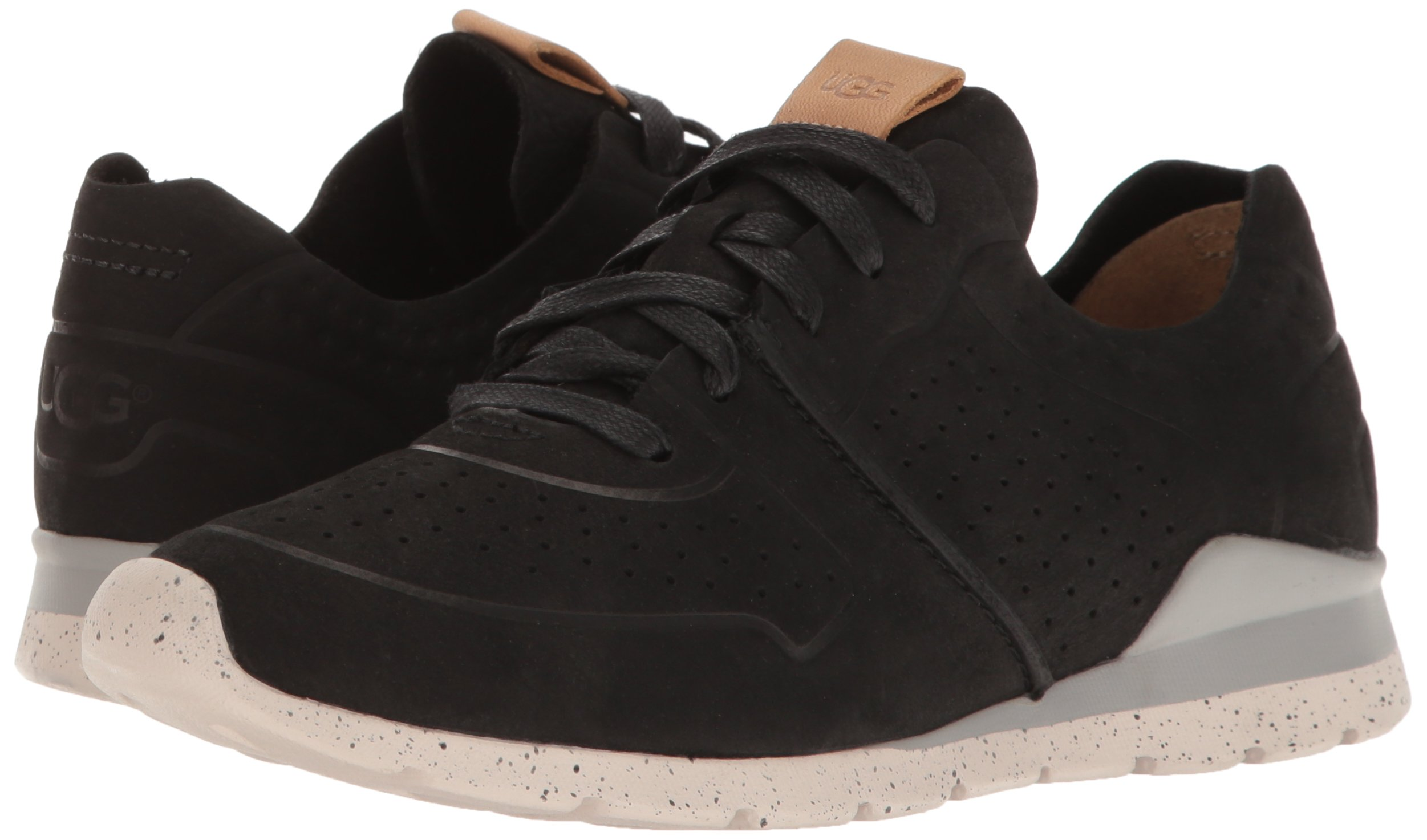 UGG Women's Tye Fashion Sneaker, Black, 8.5 US/8.5 B US by UGG (Image #6)