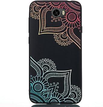 Stengh Coque pour Huawei Y5II CUN-U09 CUN-L21 Case TPU Soft Case Cover 8