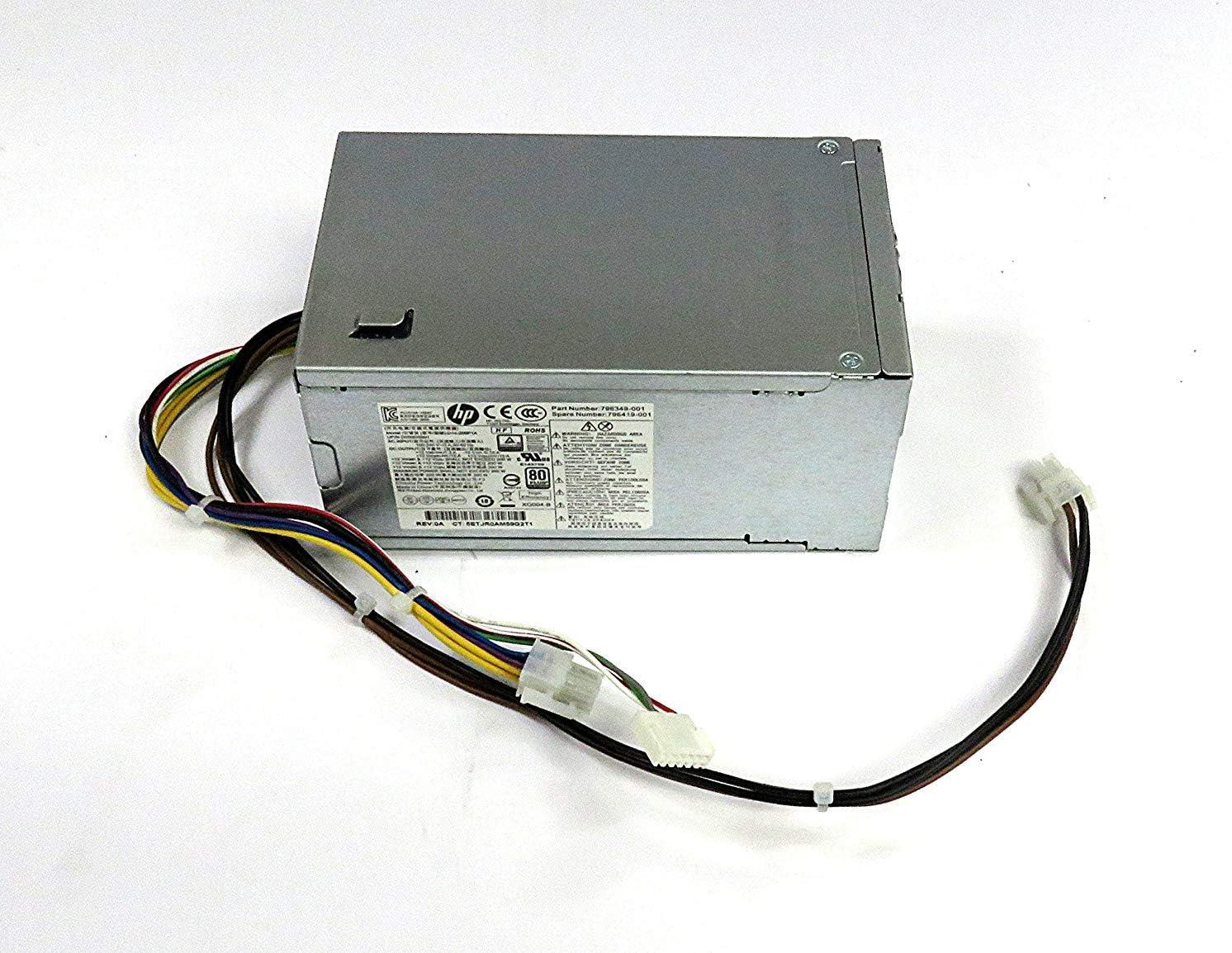 Platinum Power Supply 901912-002 New Genuine PS for HP EliteDesk Prodesk 600 705 800 SFF G2 200W 80