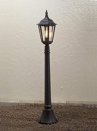 Konstsmide Firenze 7215-750 - Farola (23,5 x 23,5 x 120 cm, 1 ...