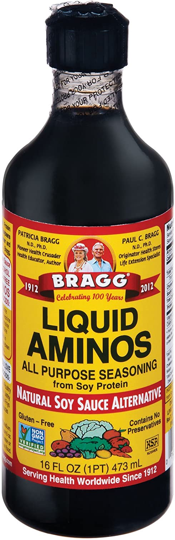 Bragg Liquid Aminos 16 oz. 16 Ounces