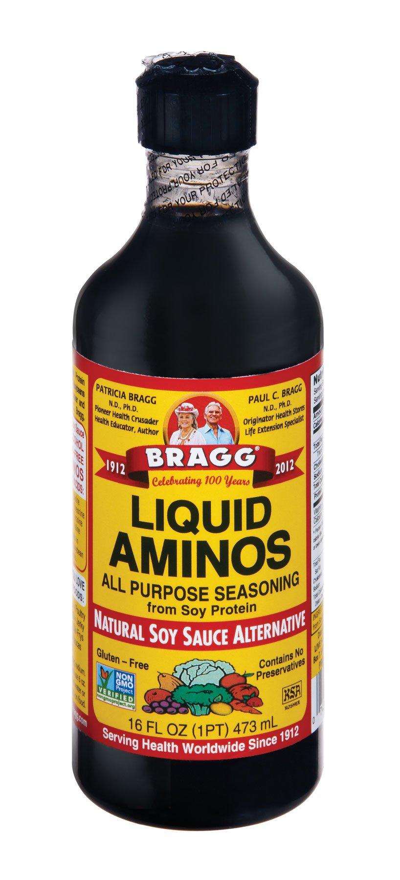 Liquid Aminos 16 oz. 16 Ounces