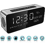 Amazon.com: JBL Horizon Bluetooth Clock Radio with Usb