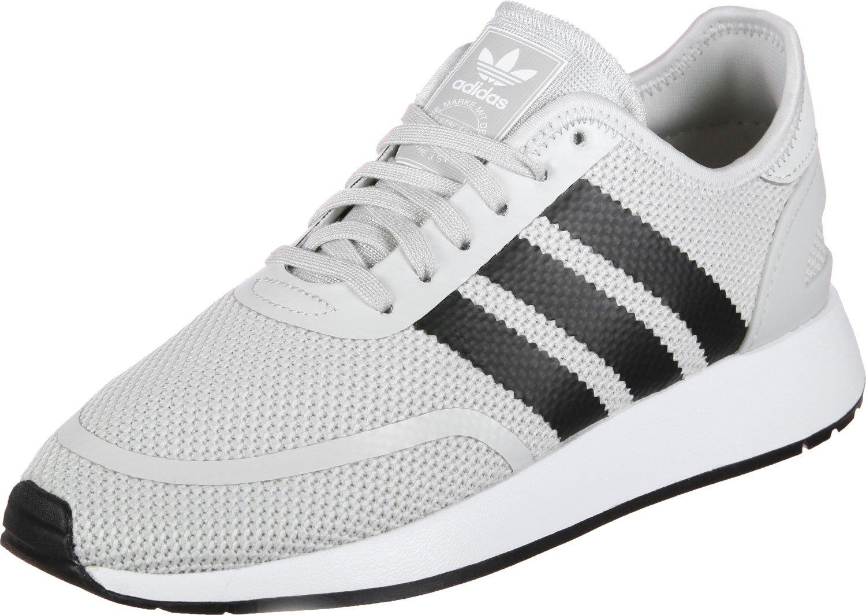 Adidas N-5923 J, Zapatillas de Deporte Unisex Adulto 39 1/3 EU|Gris (Griuno/Negbás/Ftwbla 000)