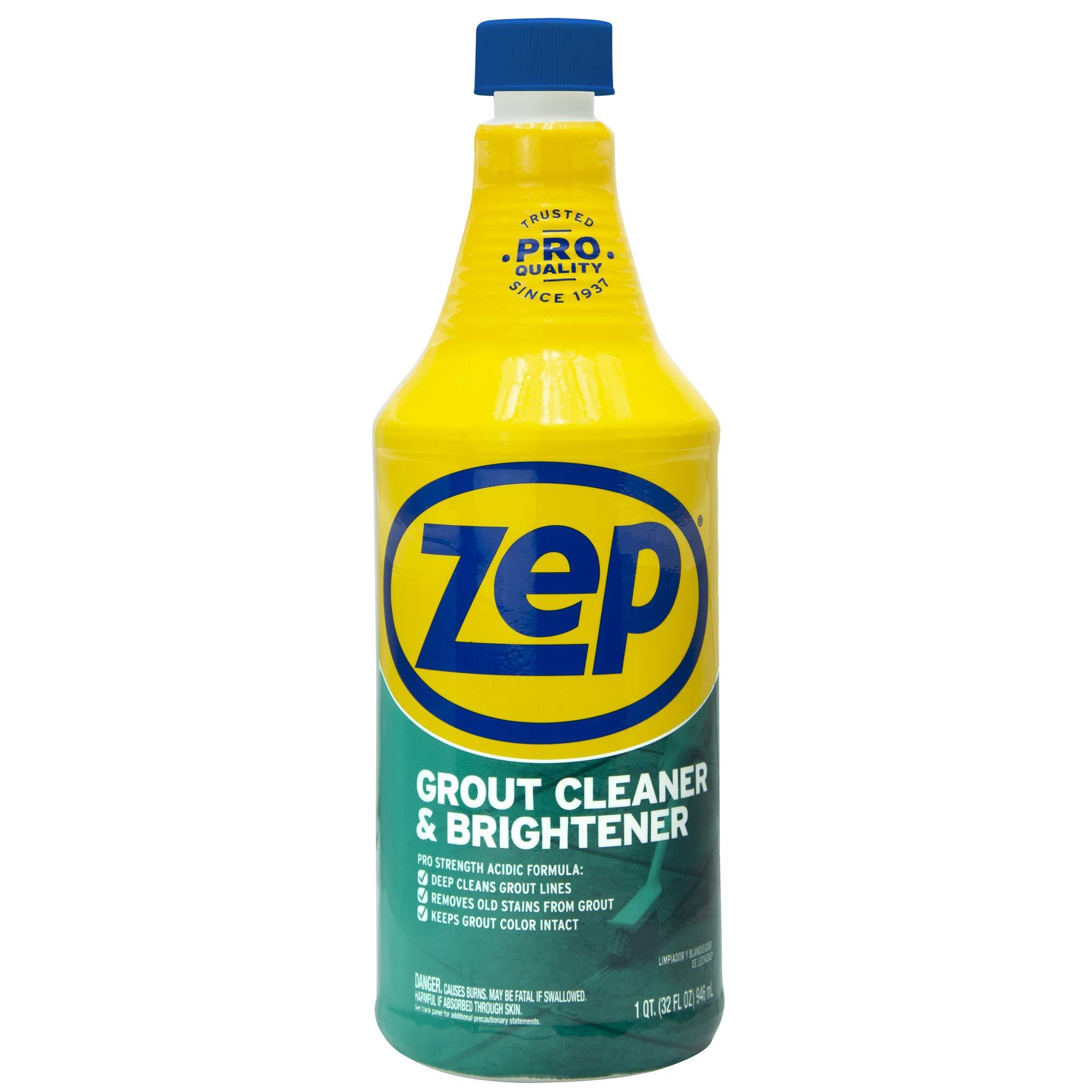 Zep ZU104632 32OZ Grout Cleaner, 32 oz, ESSU104632