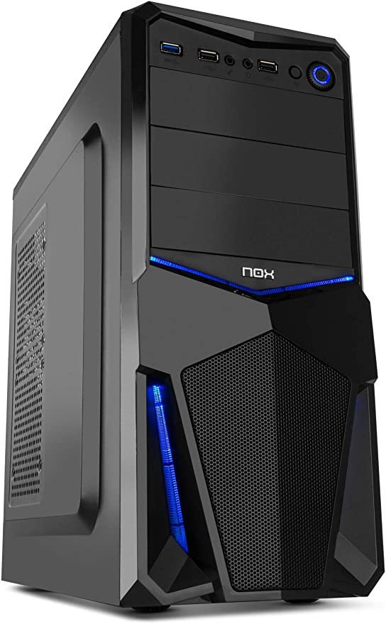 Ordenador PC LUMAR Intel Core I7 Quad Core, UP TO 3GHz 16GB RAM ...
