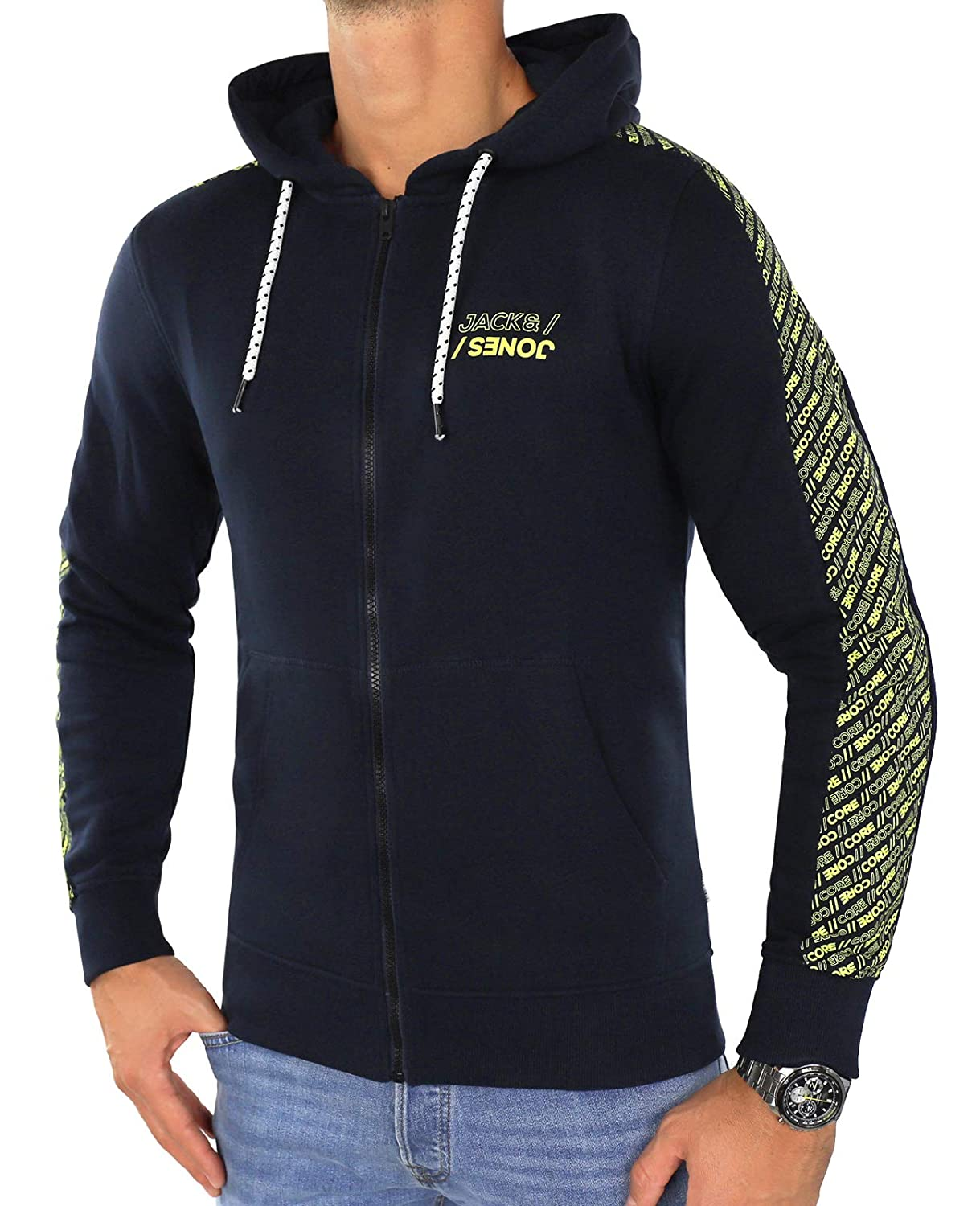96699d65819591 Jack and Jones Storm Men s Sweatshirt  Jack Jones  Amazon.co.uk  Clothing