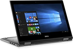 Dell Inspiron 13 5000 2-in-1 - 13.3in Touch Display - 8th Gen Intel Core i7-8550U - 8GB Memory - 1TB Hard Drive - Theoretical Gray (i5379-7909GRY-PUS) (Renewed)