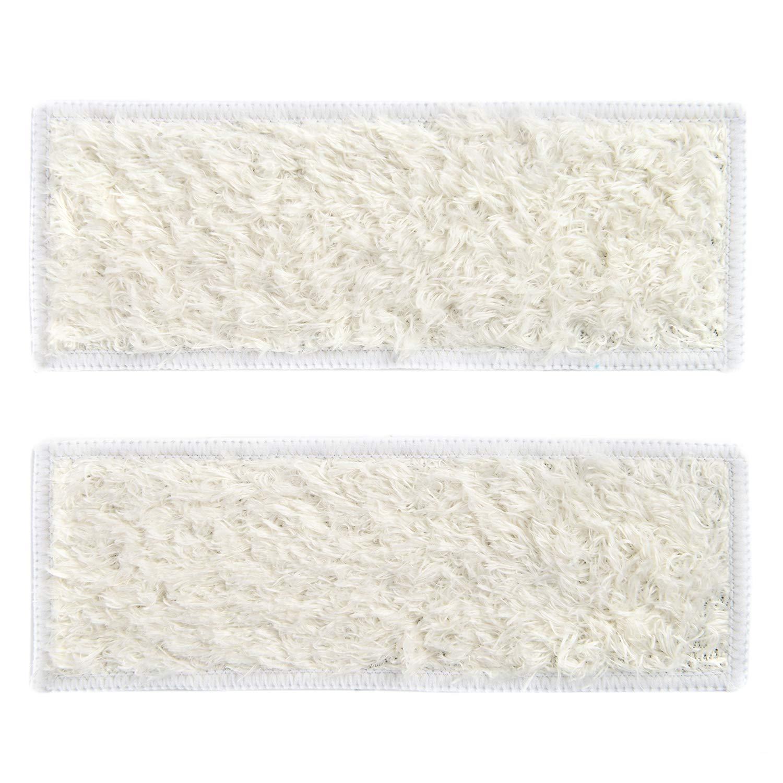5-pack Wet Microfiber Mopping Cloths Washable&Reusable Mop Pads Fits iRobot Braava 380 380t 320 321 Mint 4200 4205 5200 5200C Robot shuangjishan No Model
