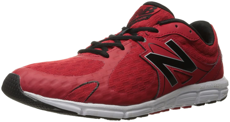 新しいバランスメンズm630 V5 Running Shoes B01CQT177C 12 D(M) US レッド