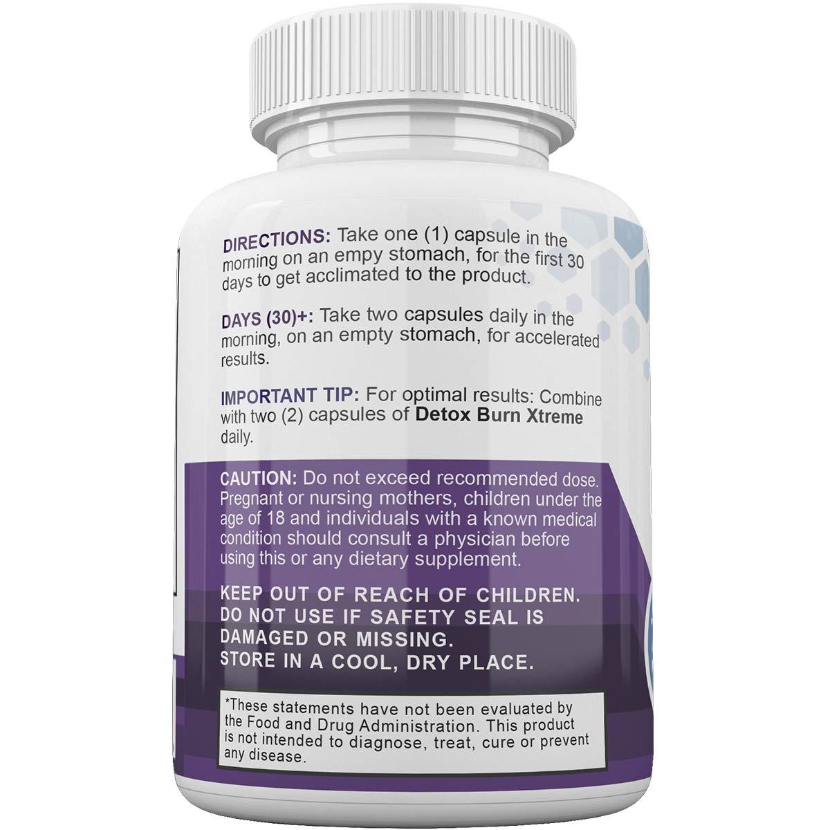 Keto Burn Xtreme - BHB Ketones - Suppress Appetite - Boost Weight Loss - Burn Fat As Fuel - 700mg Keto Blend - 30 Day Supply by Keto Burn Xtreme (Image #2)