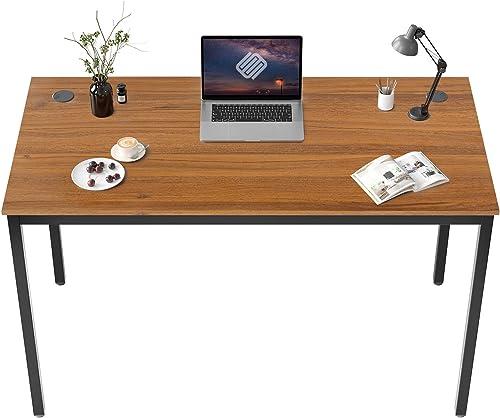 EUREKA ERGONOMIC 47 inch Simple Computer Desk Home Office Writing Table