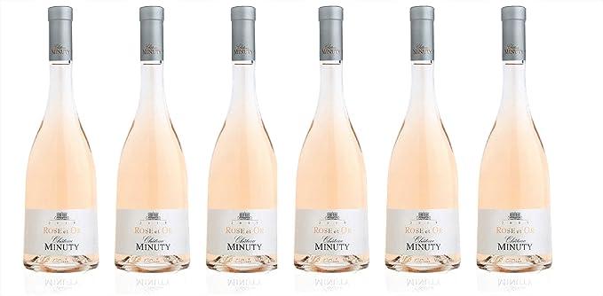 Château Minuty Rosé y Oro - Côtes de Provence 2016 - Bouteille (75 cl)