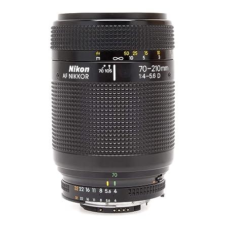 Review Nikon 70-210mm F4-F5.6 D