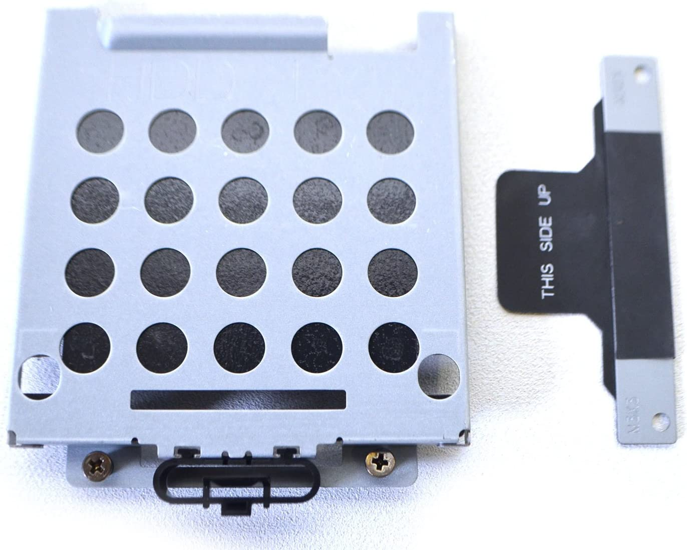 N361F NEW Genuine OEM DELL Precision M6400 M6500 Laptop Notebook Internal Hard Disk Drive HDD Metal Primary Housing Tray Holder Bracket Performance Attachment Caddy 38XM1HBWI00
