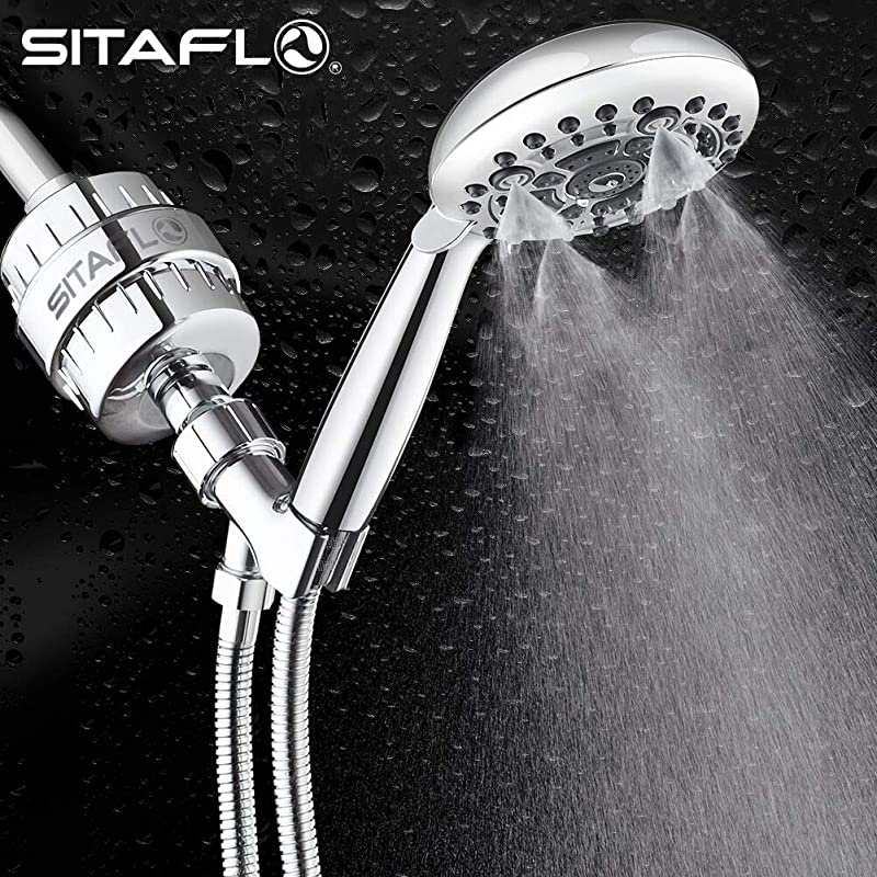 SITAFL 15 Stage Universal Vitamin C Shower Filter in real life
