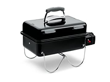 Weber Holzkohlegrill Go Anywhere : Weber go anywhere gas der test grill guru