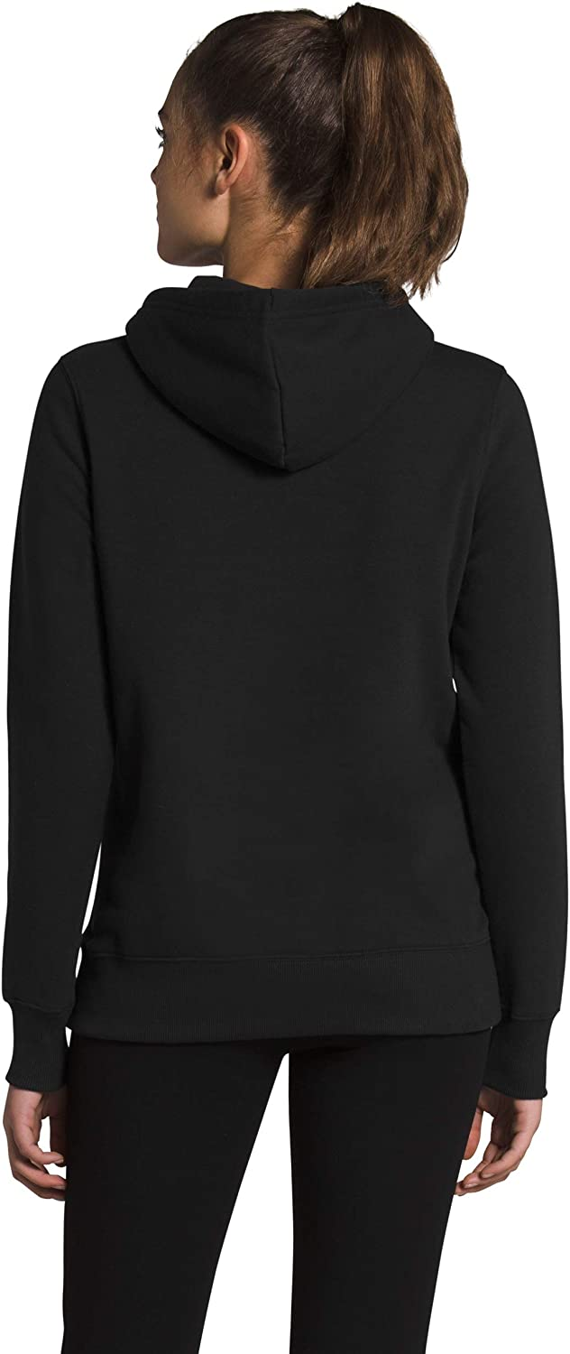 The North Face Roter Damen-Kapuzenpullover Tnf Schwarz