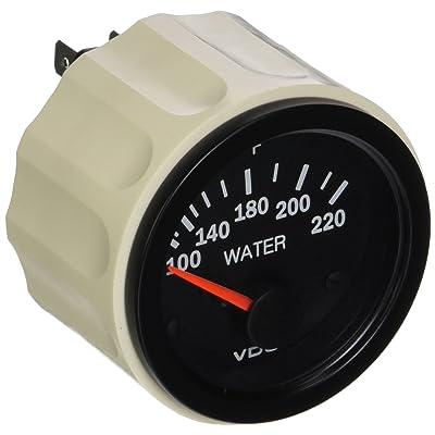 VDO 310 104 Water Temperature Gauge: Automotive