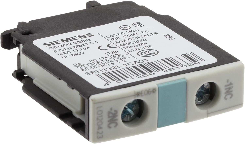 Siemens Sirius 3r Block Hilfskontakt 1 Nc S0 S3 Baumarkt