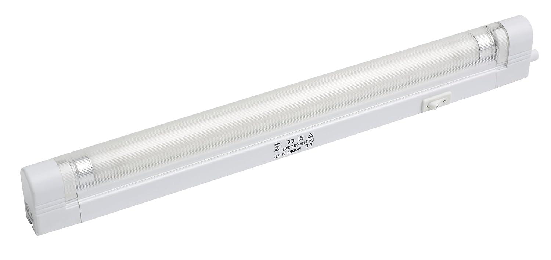 wattlite t5 28 w 1204 mm slimline under cabinet fluorescent fitting