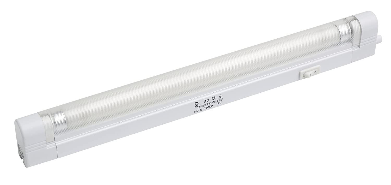 Beautiful Wattlite 6 Watt T5 Slimline Under Cabinet Fluorescent Fitting Complete With  Lamp And Diffuser: Amazon.co.uk: Lighting
