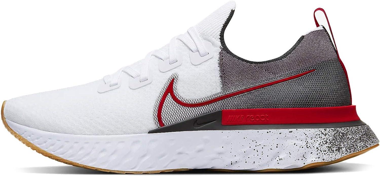 deseo delicado manipular  Amazon.com | Nike React Infinity Run Fk Running Shoe Mens Cw5245-100 | Road  Running