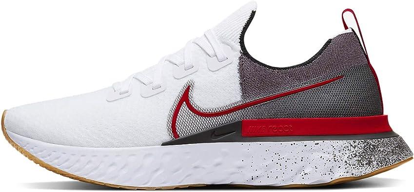 deseo delicado manipular  Amazon.com   Nike React Infinity Run Fk Running Shoe Mens Cw5245-100   Road  Running