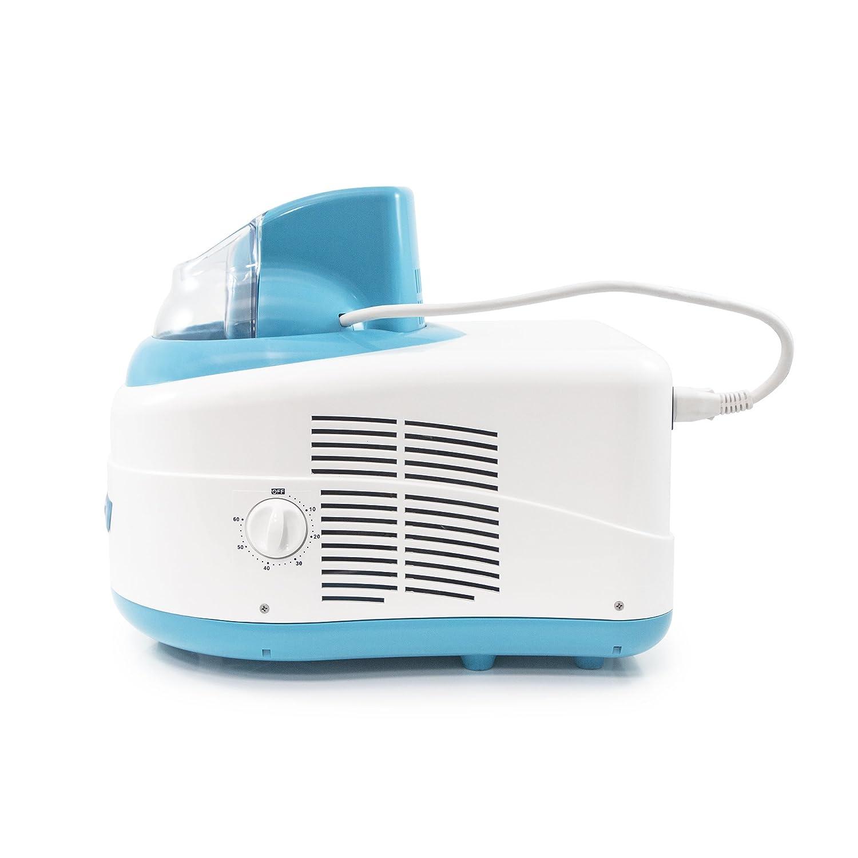 Blue Mr Freeze EIM-550BL Maxi-Matic 1.5 Quart Ice Cream Maker with Compressor