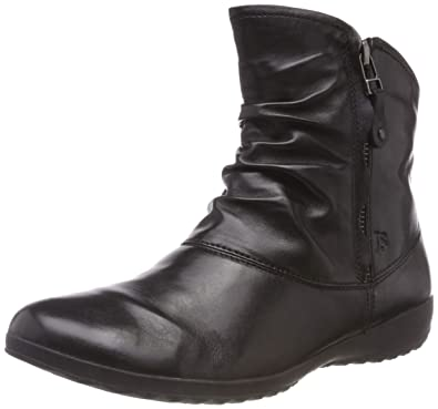 ef0e597c Amazon.com | Josef Seibel Womens Naly 24 Leather Boots | Ankle & Bootie