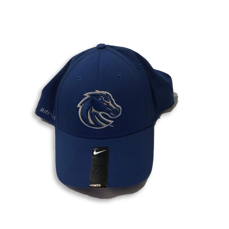 Nike Boise State Broncos Dri-Fit Swoosh Gorra con Logo Flex-Fit ...