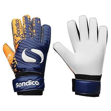 Sondico Kids Blaze Goalkeeper Gloves  Amazon.co.uk  Clothing 217605c4cd2b