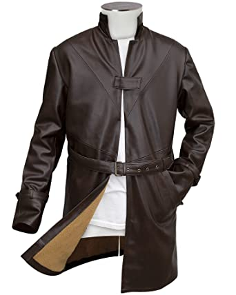 Aiden Pearce Watch Dogs Leather Coat For Men At Amazon Men S