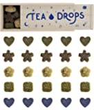 Tea Drops Instant Organic Pressed Teas | Deluxe Herbal Tea Sampler Assortment Box | Eliminates the Need for Teabags and Sweetener Packets | Great Gift for Tea Lovers | Delicious as Hot or Iced Tea