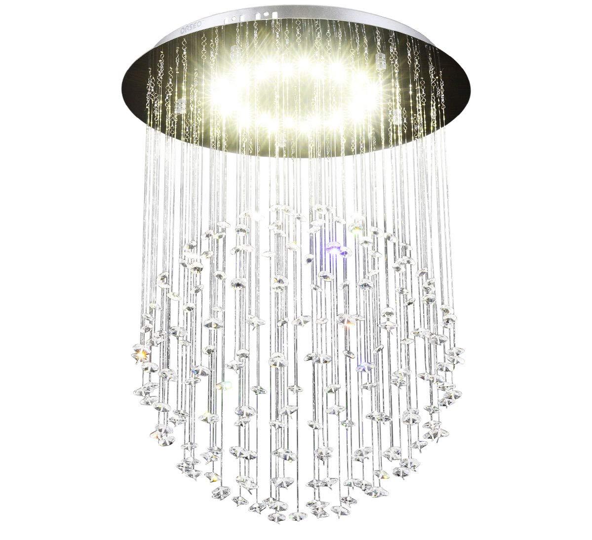 Venice-LED Kronleuchter Kronleuchter Kronleuchter Kristall Deckenleuchte Leuchte Lüster Energierparlampe 1ee758