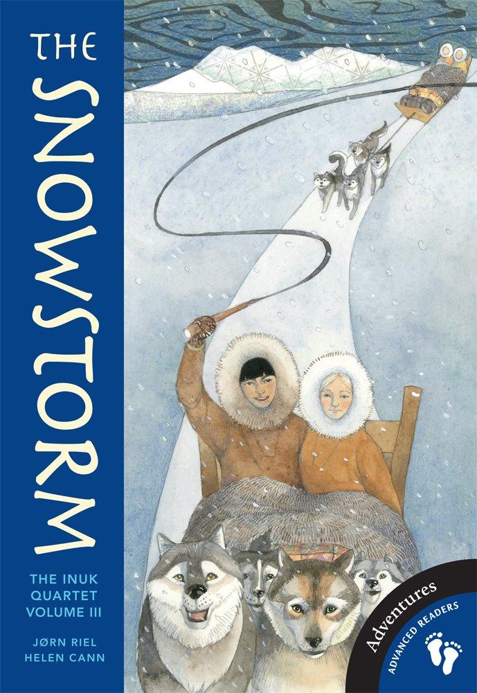 The Snowstorm: The Inuk Quartet, Volume III pdf