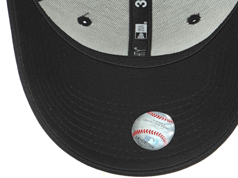 New Era 3930 MLB Black Base NY Yankees Gorra: Amazon.es: Ropa y accesorios