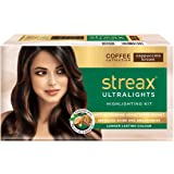 Streax Ultralights Highlighting Kit Coffee Collection, Cappuccino Brown, 90 ml