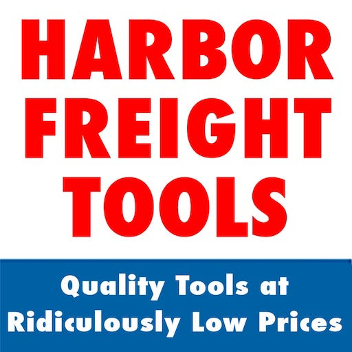 Harbor Freight tools (Harbor)