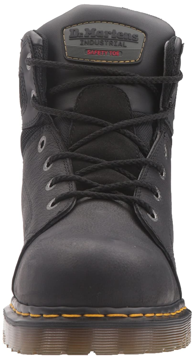 Dr Martens Mens Fairleigh ST6 eye Lace up Slip Resistant