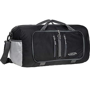 Amazon.com: G4Free, bolsa plegable, de lona, para viajar ...
