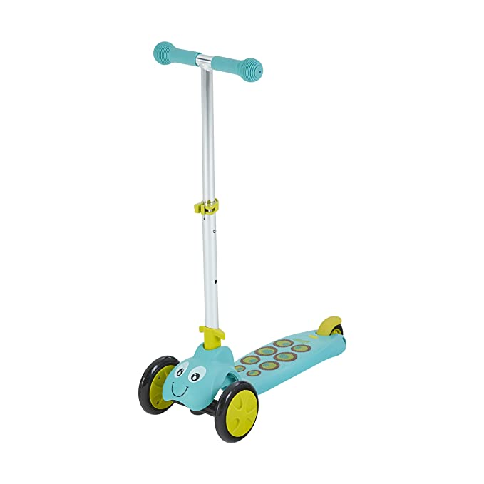 Amazon.com: Mookie Toys scootiebug Splodge patinete edades 2 ...