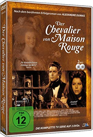 Der Chevalier von Maison Rouge [Alemania] [DVD]: Amazon.es ...