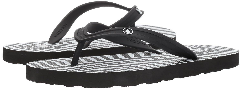 Volcom Boy/'s Rocker 2 Sandal New Dark Wave
