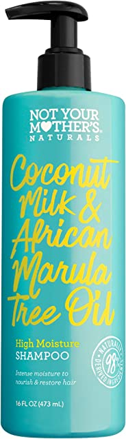 Not Your Mother's Coconut Milk & African Marula Tree Oil High Moisture Shampoo 16 oz