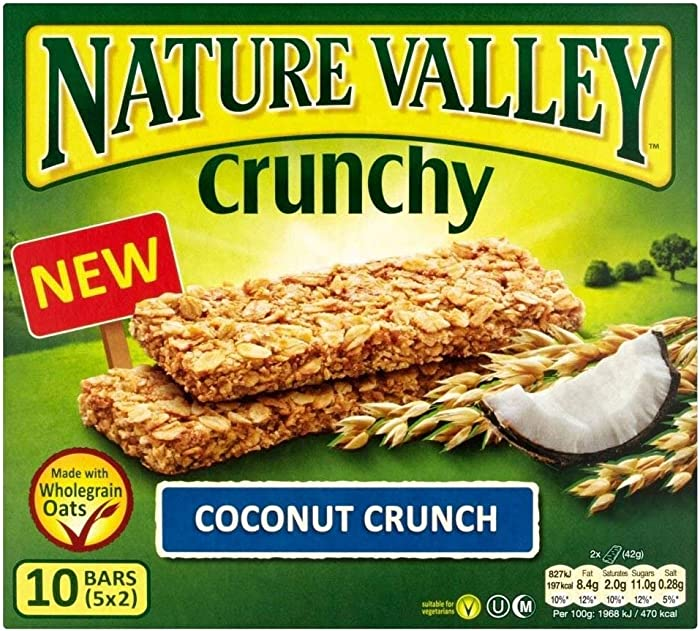 Top 7 Nature Vally Coconut