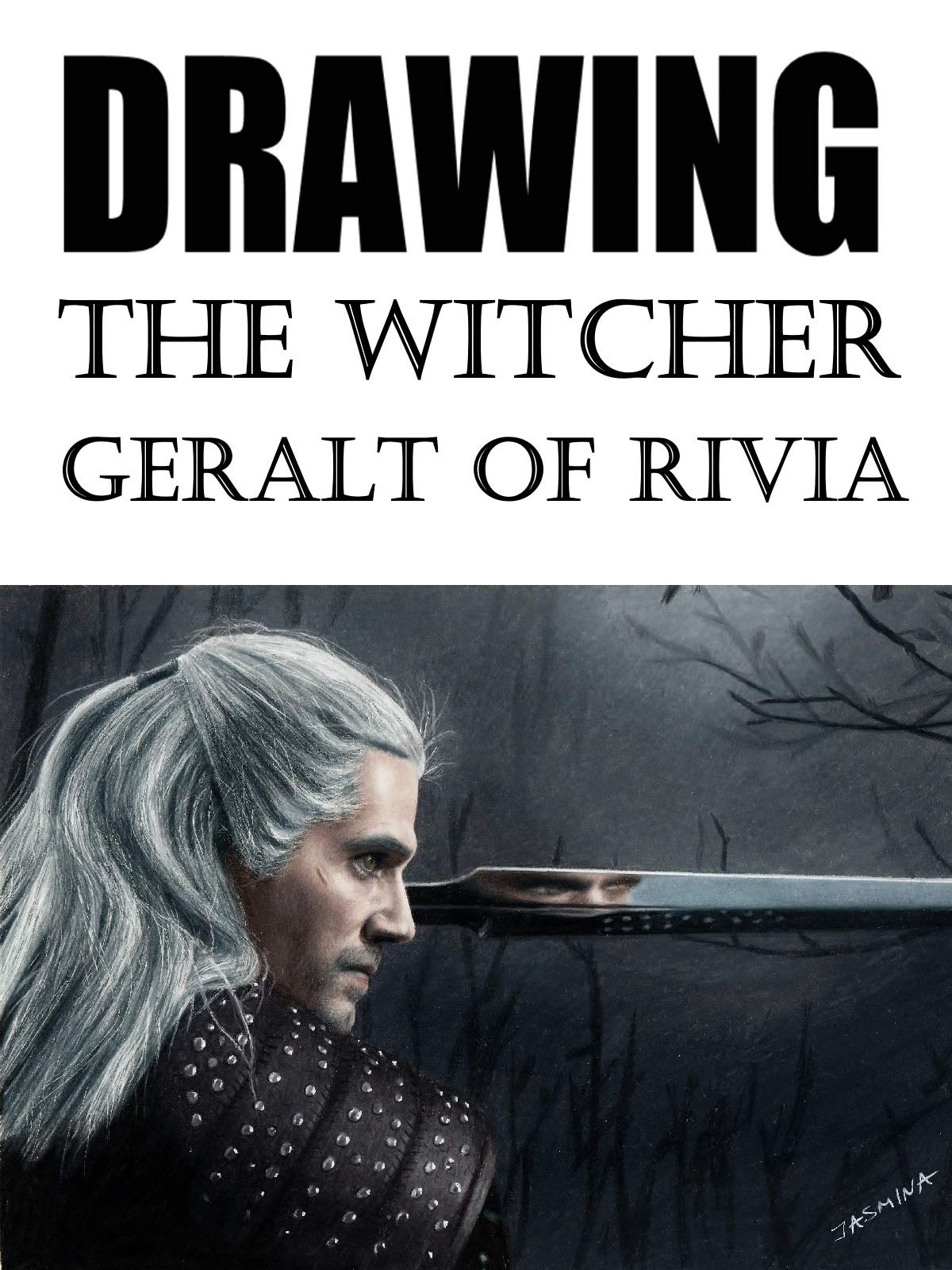 Clip: Drawing The Witcher Geralt of Rivia